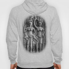 Cambodian Erotic Goddesses Hoody