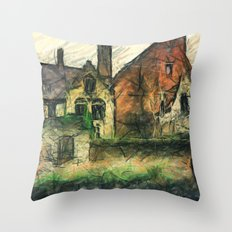 In Brugge  Throw Pillow