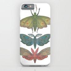 Saturn Moths iPhone 6 Slim Case