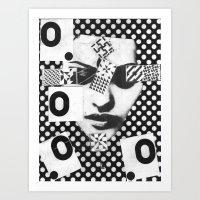0.0.0.0.  Art Print