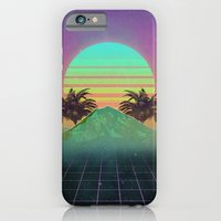 iPhone & iPod Case featuring 80s love by Mikuloctopus