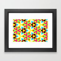 Ivens Surface Framed Art Print