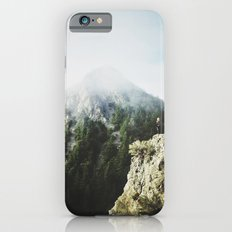 She saw the mountain mist iPhone 6 Slim Case