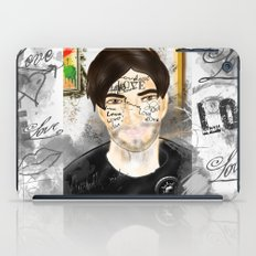 The Word you Never Say (Giannis). iPad Case