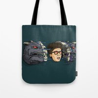 Terror Dog Tote Bag