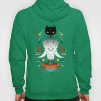 Trained Dragons Hoody
