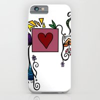 Love Grows, Baby iPhone 6 Slim Case