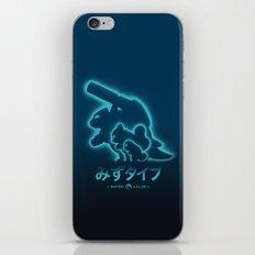 Mega Water iPhone & iPod Skin