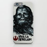 iPhone & iPod Case featuring CHE-wbacca by Carlos Rocafort