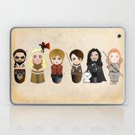 Kokeshis Game Of Thrones Laptop & iPad Skin