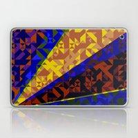 Aztec Geometric Beam Laptop & iPad Skin