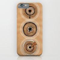 Three Circles iPhone 6 Slim Case