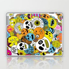 Halloween Print Laptop & iPad Skin