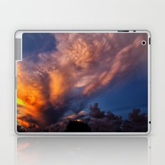 Winged Sunset Laptop & iPad Skin