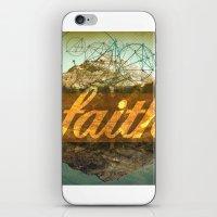 FAITH (1 Corinthians 13:13) iPhone & iPod Skin