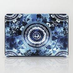 Navy Sea Mandala iPad Case