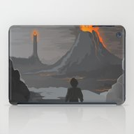 Lord Of The Rings iPad Case