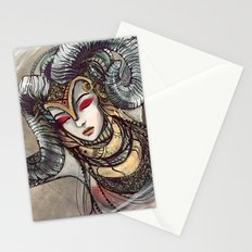 Zodiac Sign: Aries Stationery Cards