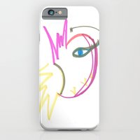 iPhone & iPod Case featuring Accidental Coolness Overdose by VirginiaEddie Designs