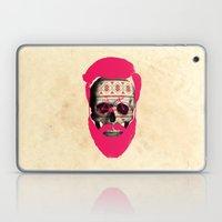 THE AUTUMN BIKER Laptop & iPad Skin