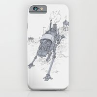 iPhone & iPod Case featuring an even longer time ago by Isaboa