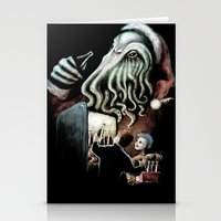 For Cthulhu Stationery Cards