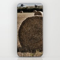 In the round iPhone & iPod Skin