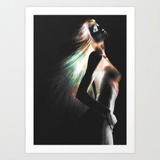 In Color Art Print