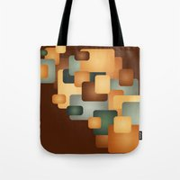 A Retro Feeling.  Tote Bag