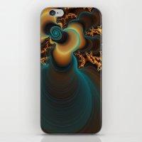 eruption of dreams iPhone & iPod Skin