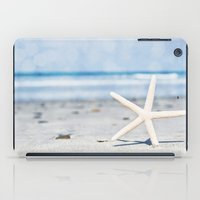 Starfish By The Seashore  iPad Case