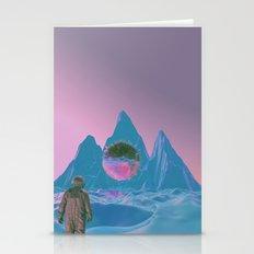 SOMEWHERE ELSE Stationery Cards