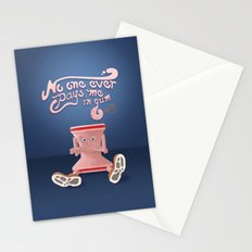 Angry Layers Stationery Cards