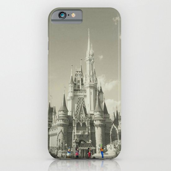 Walt Disney World iPhone & iPod Case