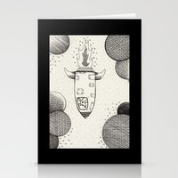 Spacerat´s Adventures Stationery Cards