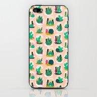Terrariums - Cute Little… iPhone & iPod Skin
