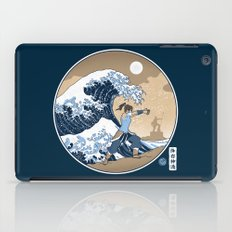 The Great Wave of Republic City iPad Case