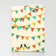 Carnival Is Coming To To… Stationery Cards