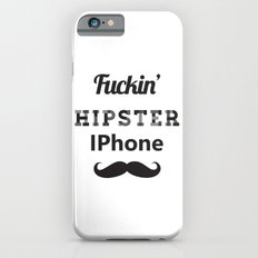 Hipster thing iPhone 6 Slim Case
