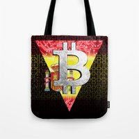 Bitcoin Spain Tote Bag