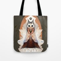 Ytuty Lord of Owls Tote Bag