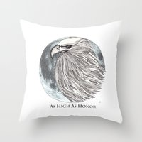 House Arryn Throw Pillow