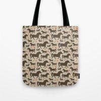 Ponies, Peppermints, Car… Tote Bag
