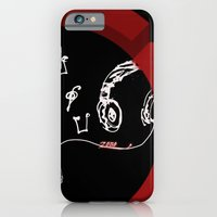 iPhone & iPod Case featuring Zone by Stylistic