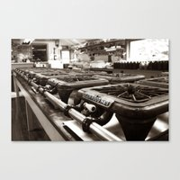 Home Made Cooking Canvas Print