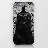 The Night Rises B&W iPhone 6 Slim Case