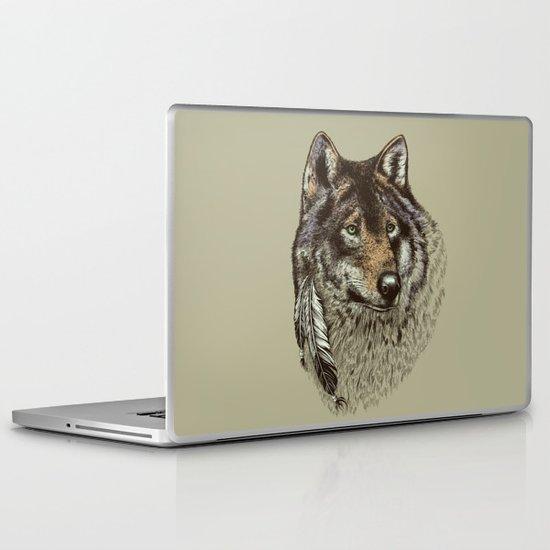 Wolfen Laptop & iPad Skin