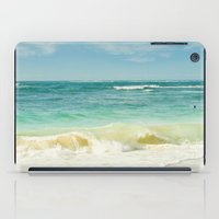Beach Love Maui Style Hawaii iPad Case