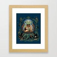 Yodhisattva Framed Art Print