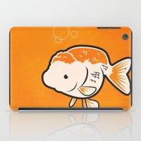 Ranchu Goldfish iPad Case